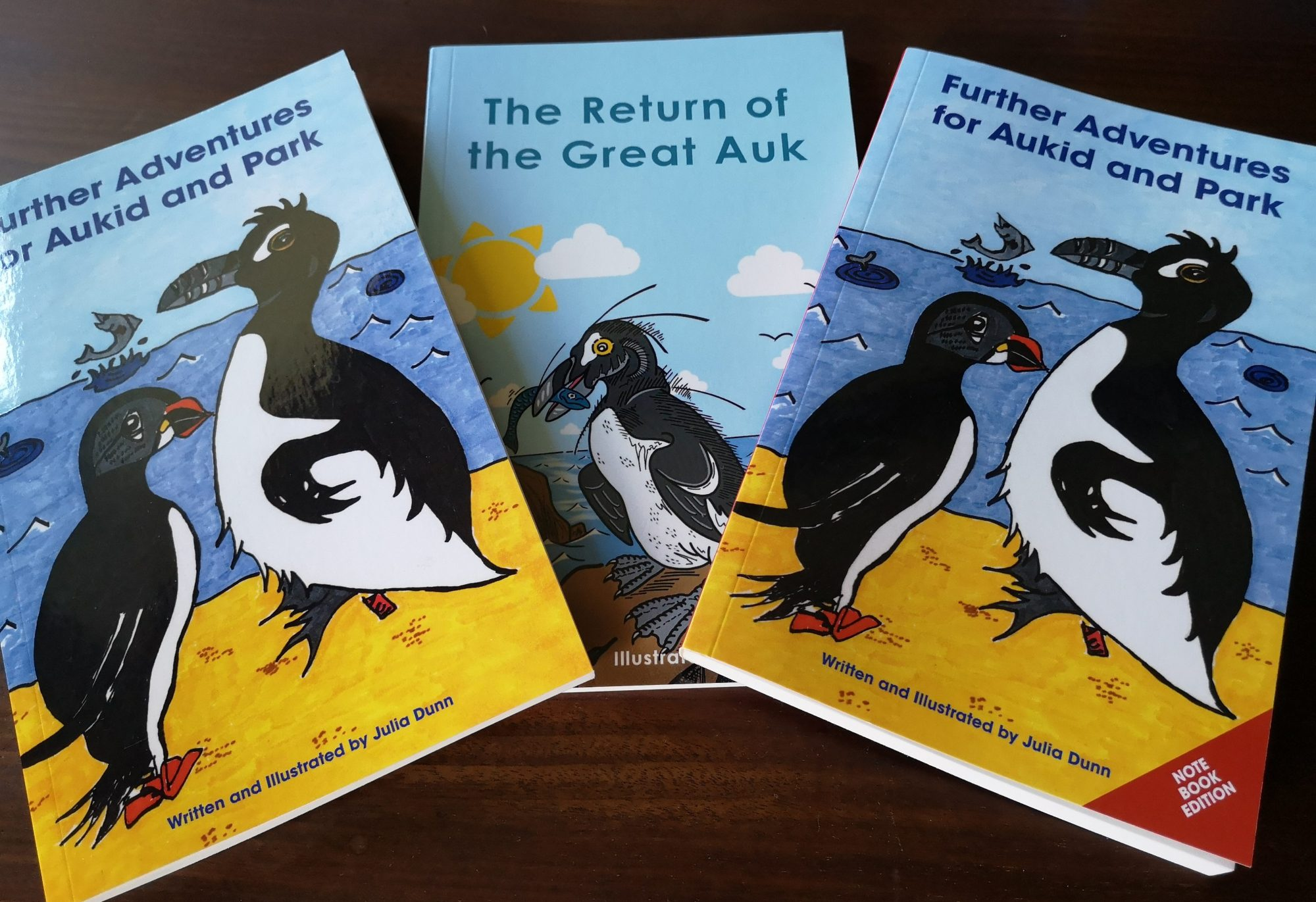 The Auk-Ward Company